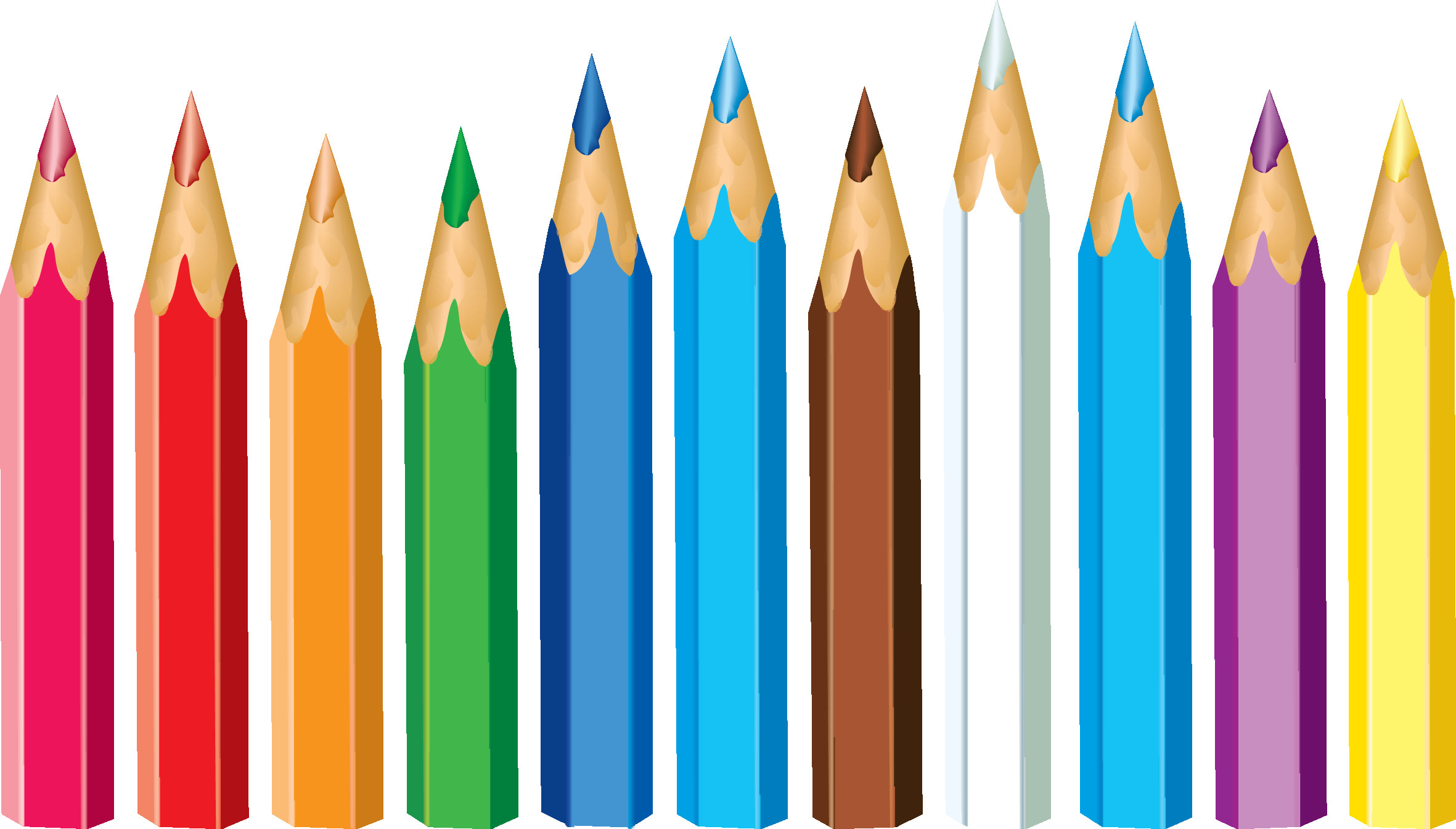 Crayon Clipart Free.