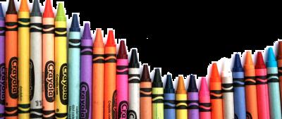 Crayons PNG.
