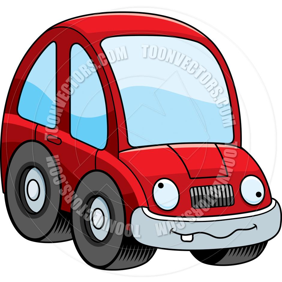 Cartoon Car Crazy by Cory Thoman.