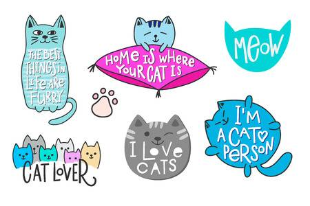 47 Crazy Cat Lady Cliparts, Stock Vector And Royalty Free Crazy Cat.