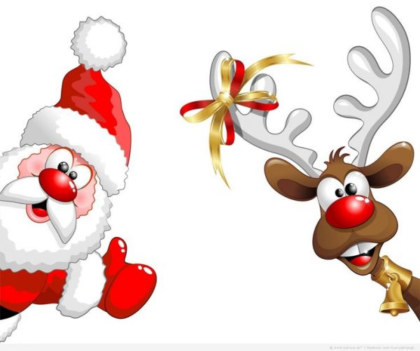 Christmas Clipart Funny.
