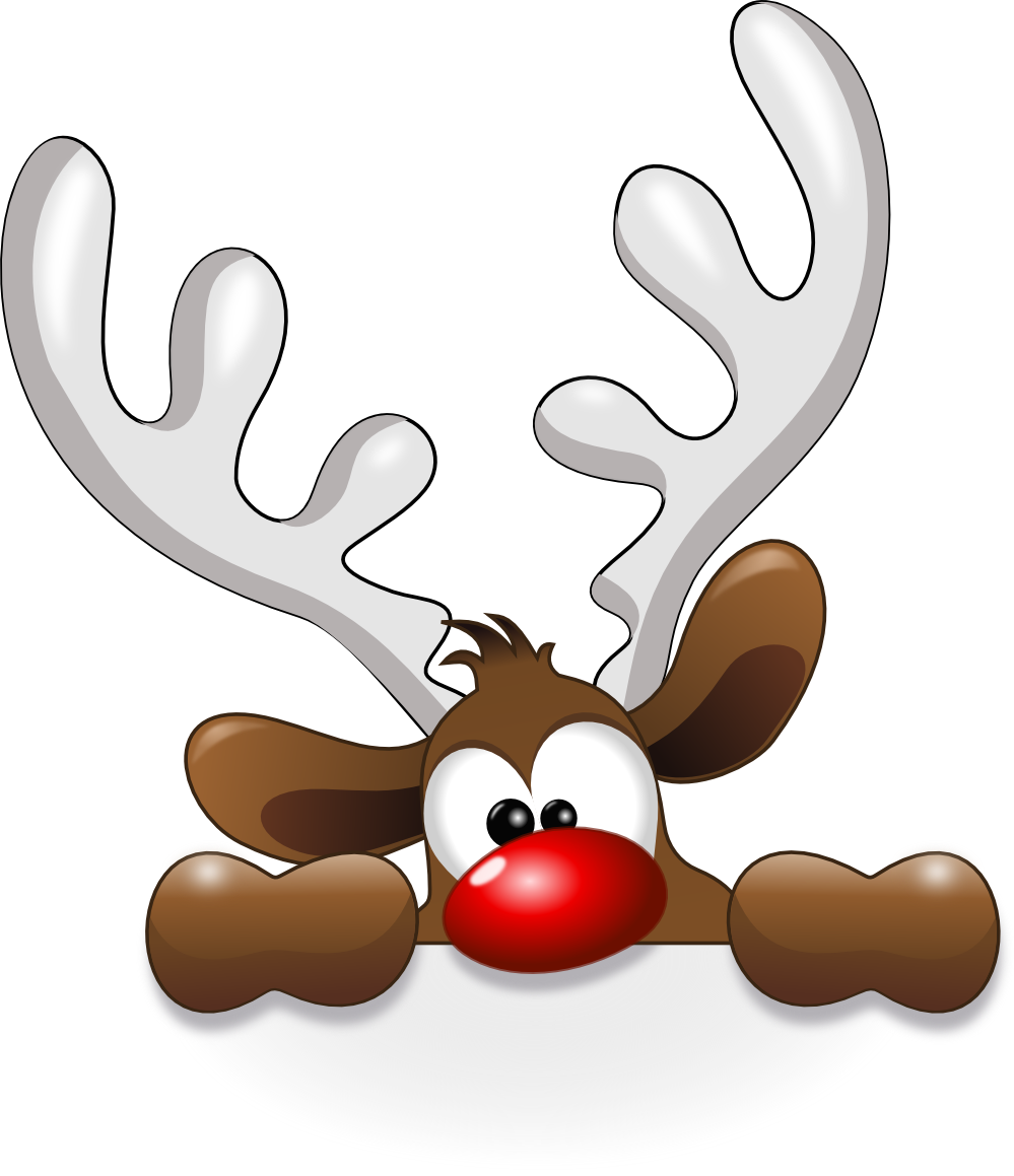 Funny Christmas Clipart Free.
