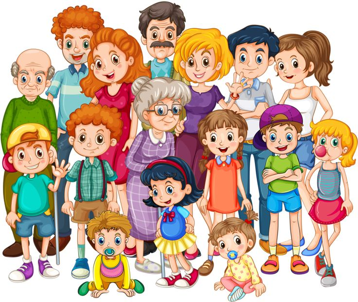 Free Different Family Cliparts, Download Free Clip Art, Free.