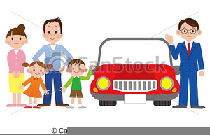 Crazy Family Clipart.