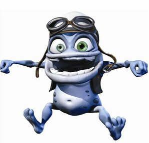 17 Best images about Crazy Frog on Pinterest.