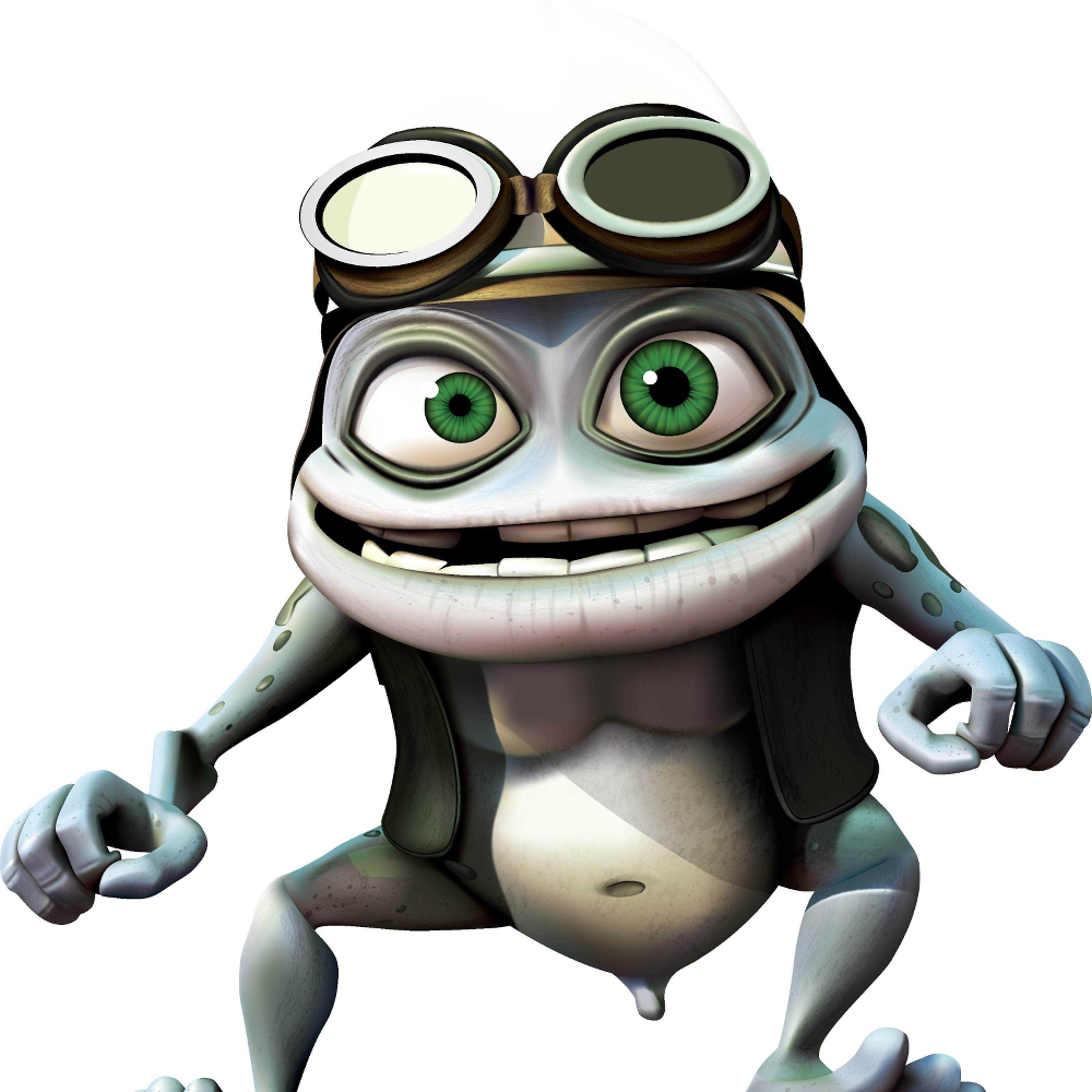 Crazy Frog.