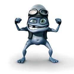 75 best images about Crazyfrog on Pinterest.