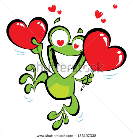 Crazy Frog Stock Images, Royalty.
