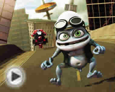 Crazy Frog ★ Fan Site Page; your online source for Crazy Frog.