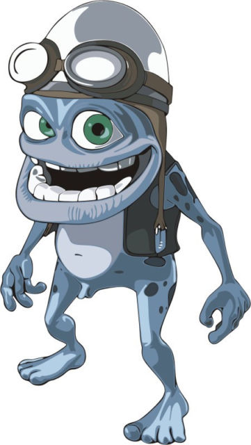 Crazy Frog Clipart Clipground