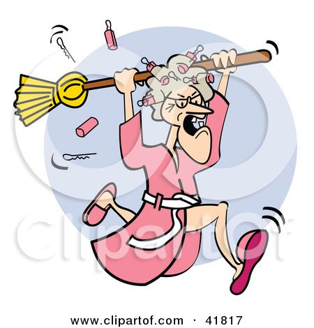 Showing post & media for Upset grandma cartoon.