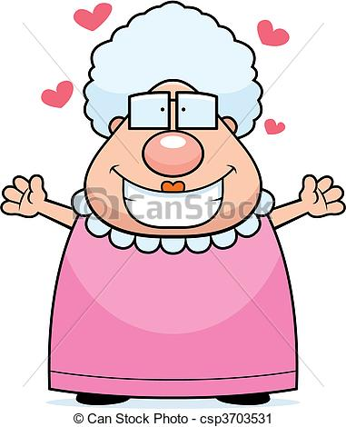 Grandma Clipart and Stock Illustrations. 2,702 Grandma vector EPS.