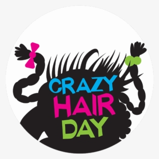 Free Crazy Hair Clip Art with No Background.