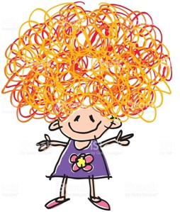 Crazy hair day clipart 1 » Clipart Station.