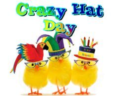 Crazy Hats For Kids Google Search More Mad Hatters Clip Art.