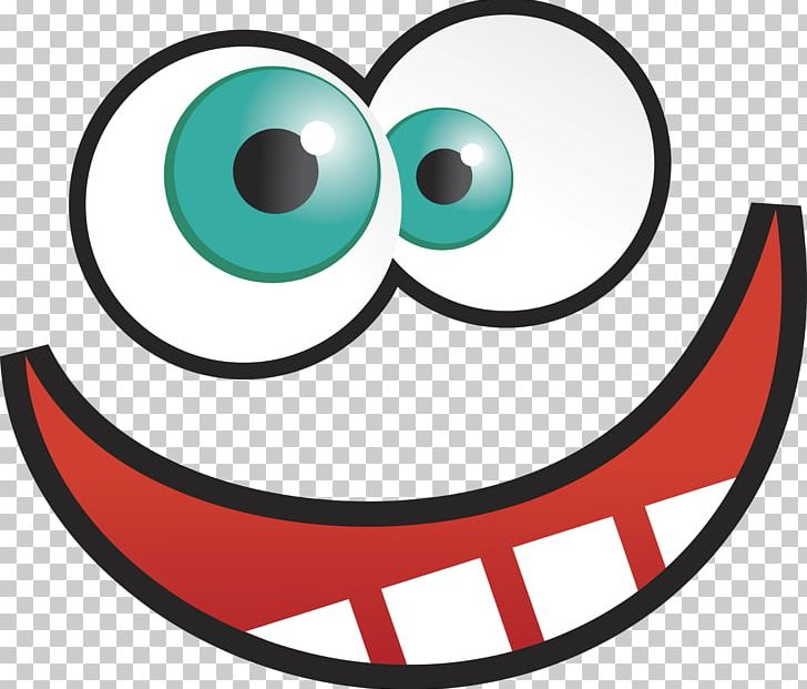 Smiley Cartoon Face PNG, Clipart, Cartoon, Circle, Crazy Funny.