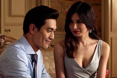 Pierre Png wore nude thong for Crazy Rich Asians shower scene.
