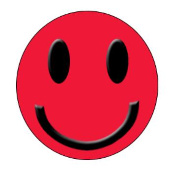 Smiley face crazy clip art smiley eyes vector 2.