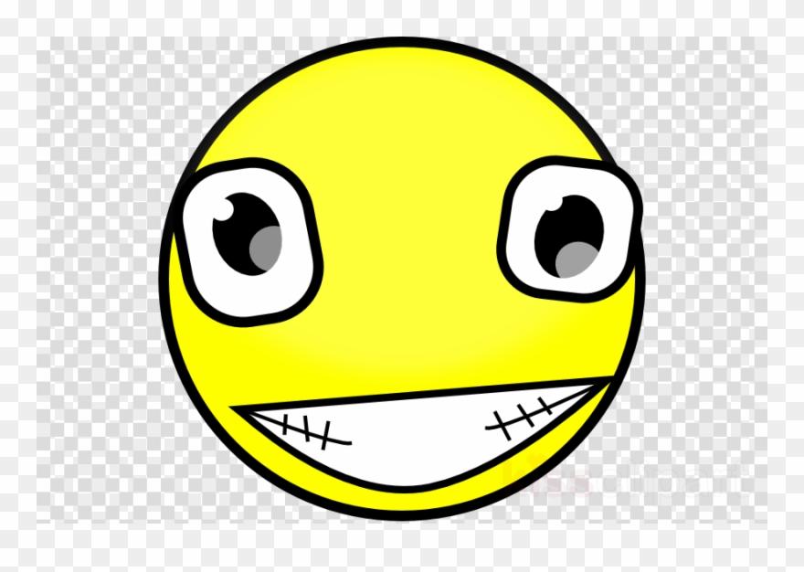 Creepy Smiley Face Clipart Smiley Clip Art.