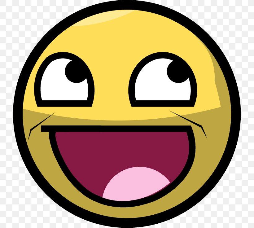 Smiley Face Emoticon Clip Art, PNG, 736x736px, Smiley.
