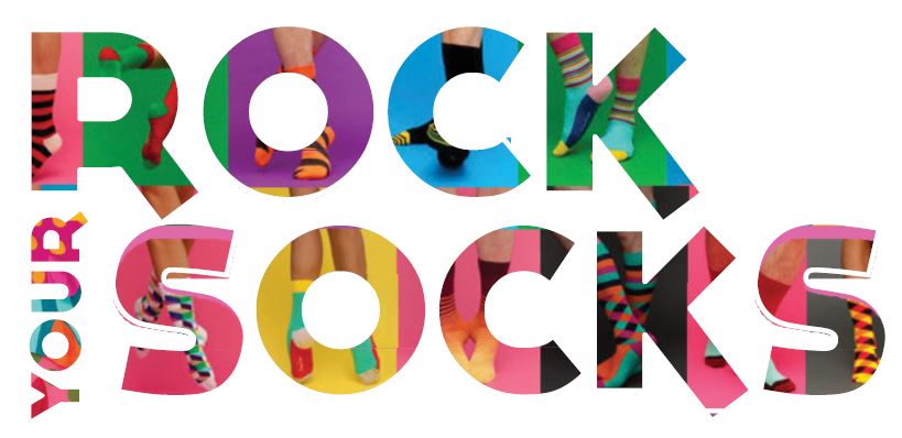 World Down Syndrome Day: ROCK YOUR SOCKS.