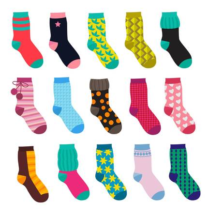 48,404 Socks Cliparts, Stock Vector And Royalty Free Socks Illustrations.