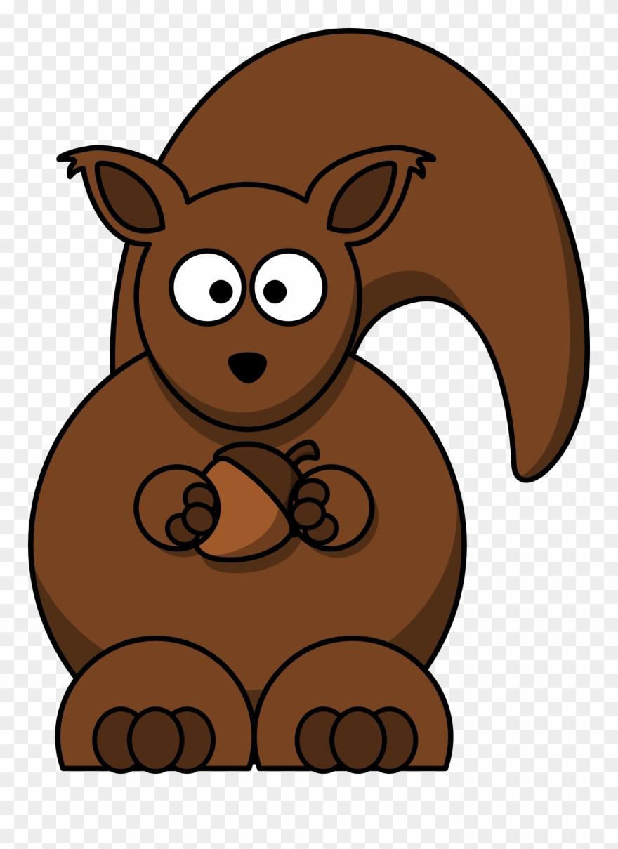 Best Squirrel Clipart.