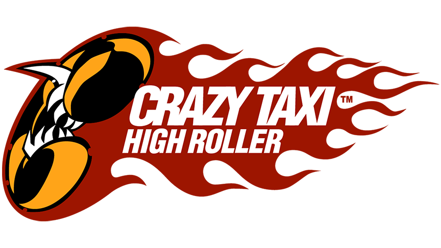 Crazy Taxi High Roller Vector Logo (2003) by imLeeRobson on.