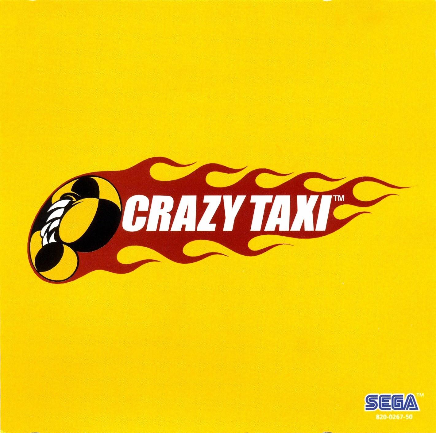 Crazy Taxi ReviewGGGames.