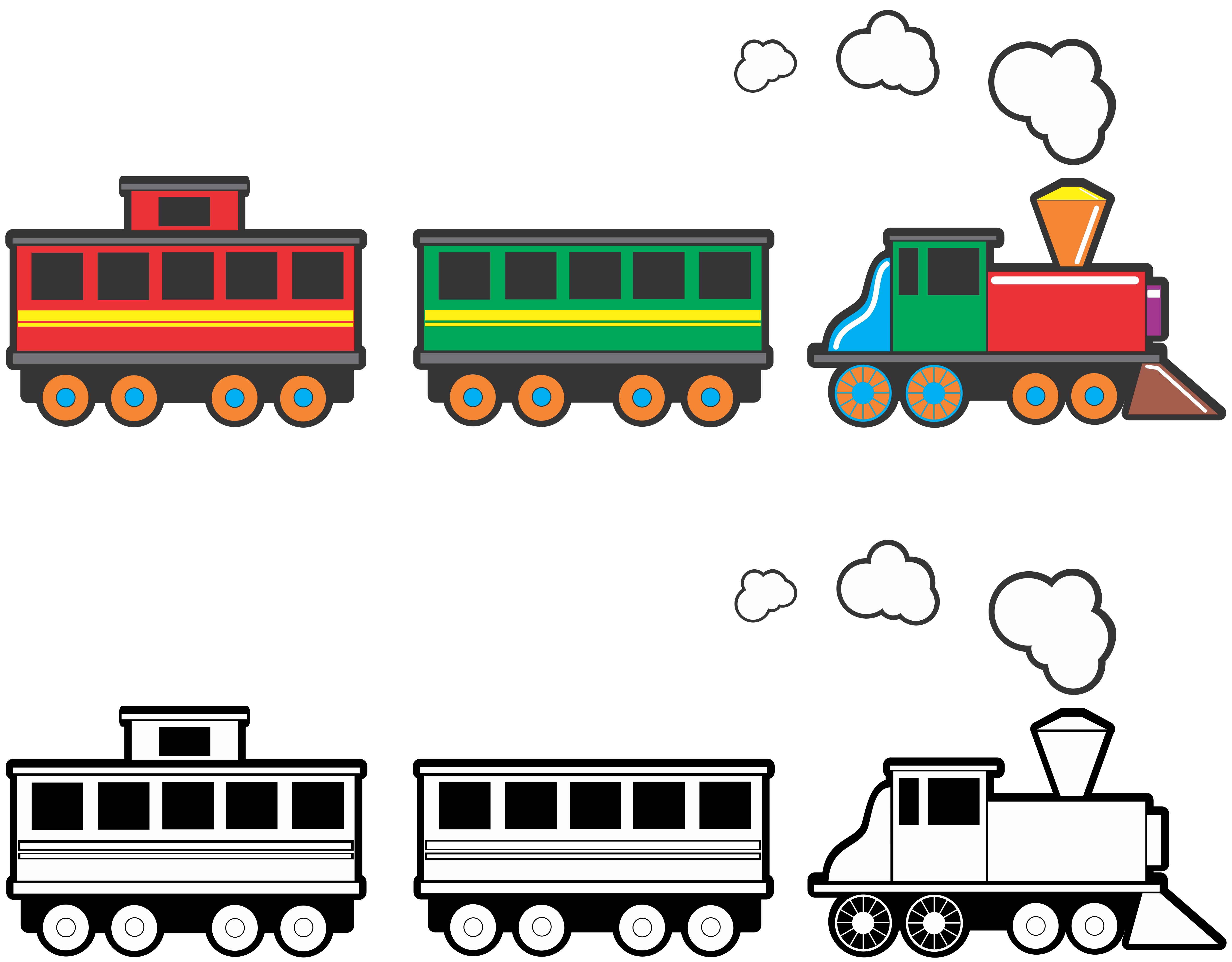 Free Cartoon Train Picture, Download Free Clip Art, Free.