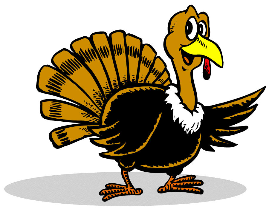 Crazy Turkey Clipart.