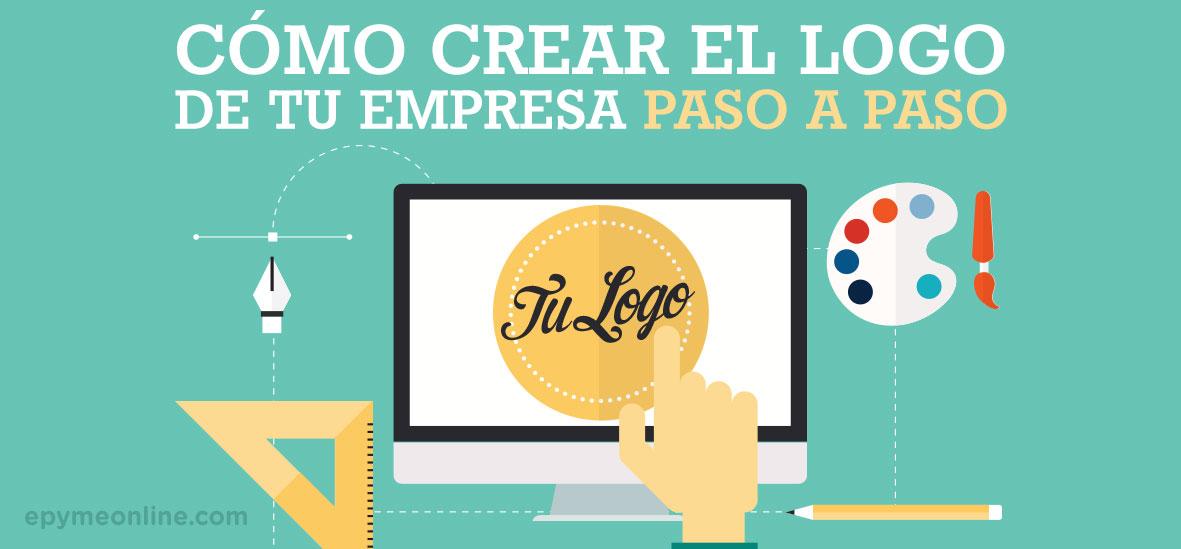 Crea tu propio logo.