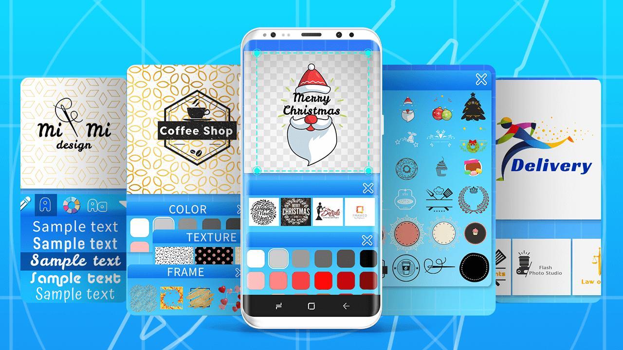Crea Tu Logo Aplicación for Android.