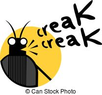 Creak Vector Clipart Illustrations. 9 Creak clip art vector.