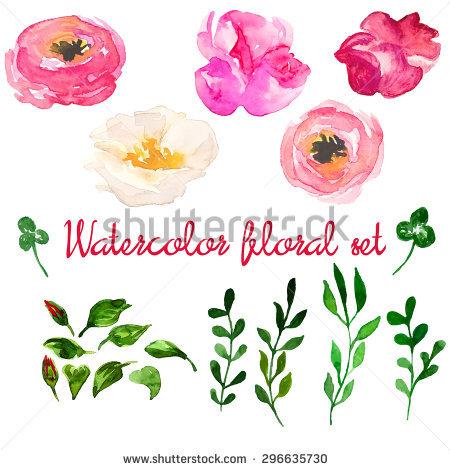 Purple And Pink Flowers Vectores, imágenes y arte vectorial en.