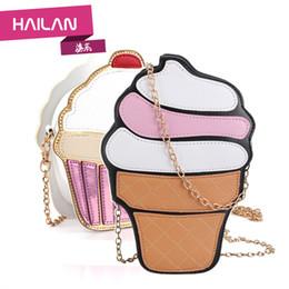 Discount Ice Cream Bag.
