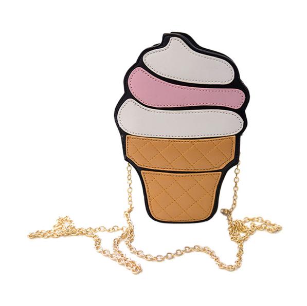 Ice Cream Bag.