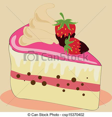 Ice cream cake clipart.