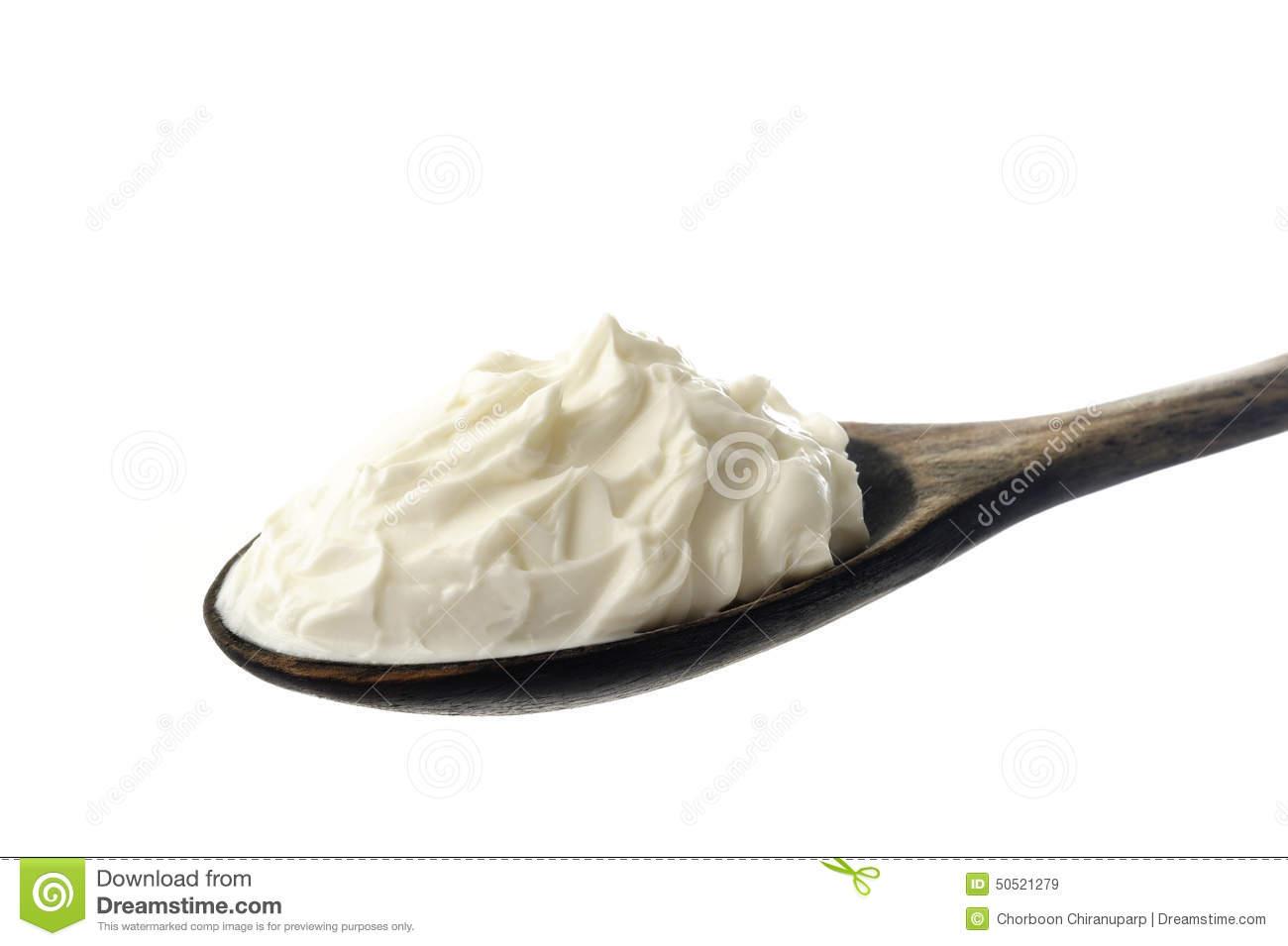 Cream Cheese Stock Photo.
