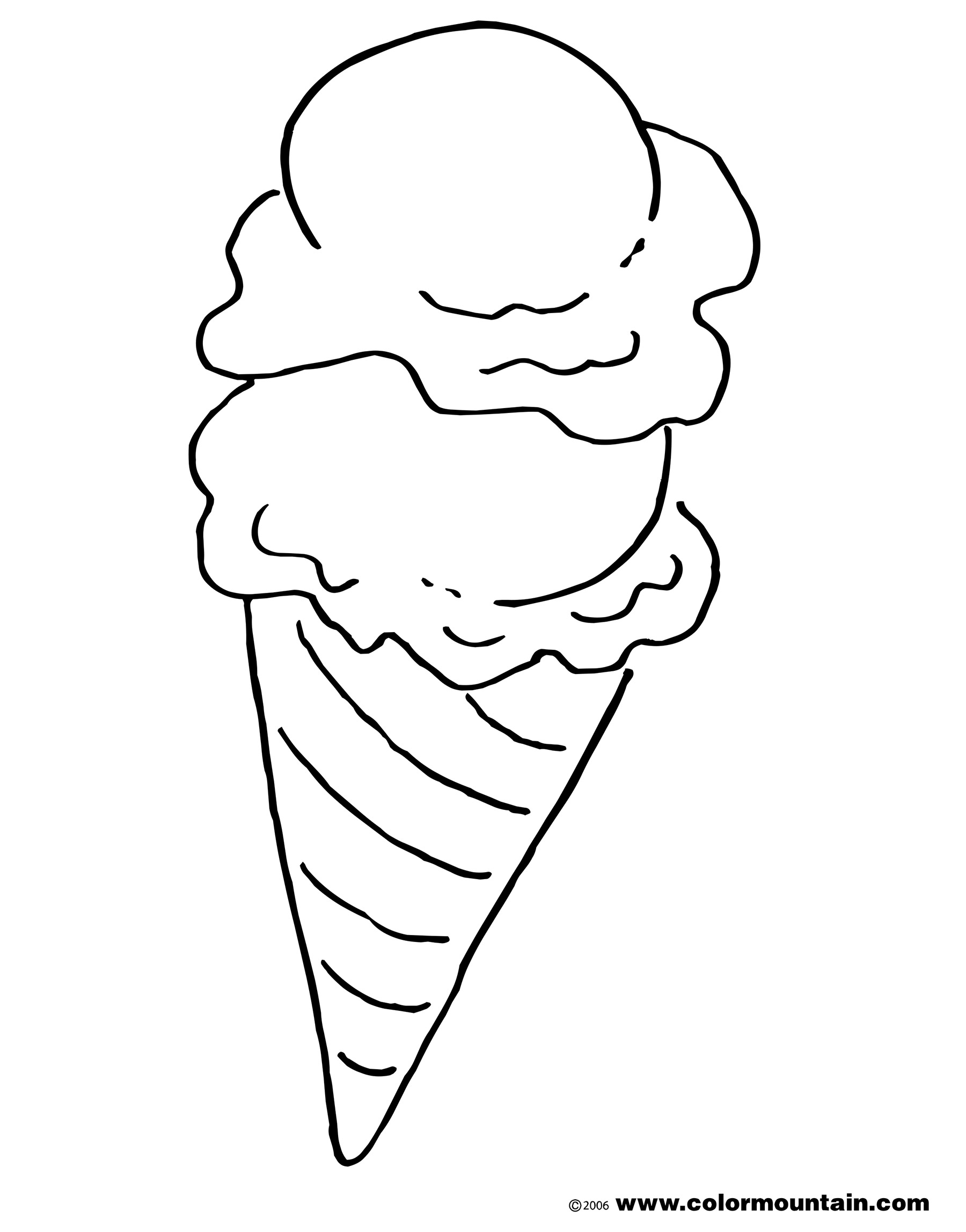 Coloring Ice Cream Bars, popsicle coloring page online coloring.