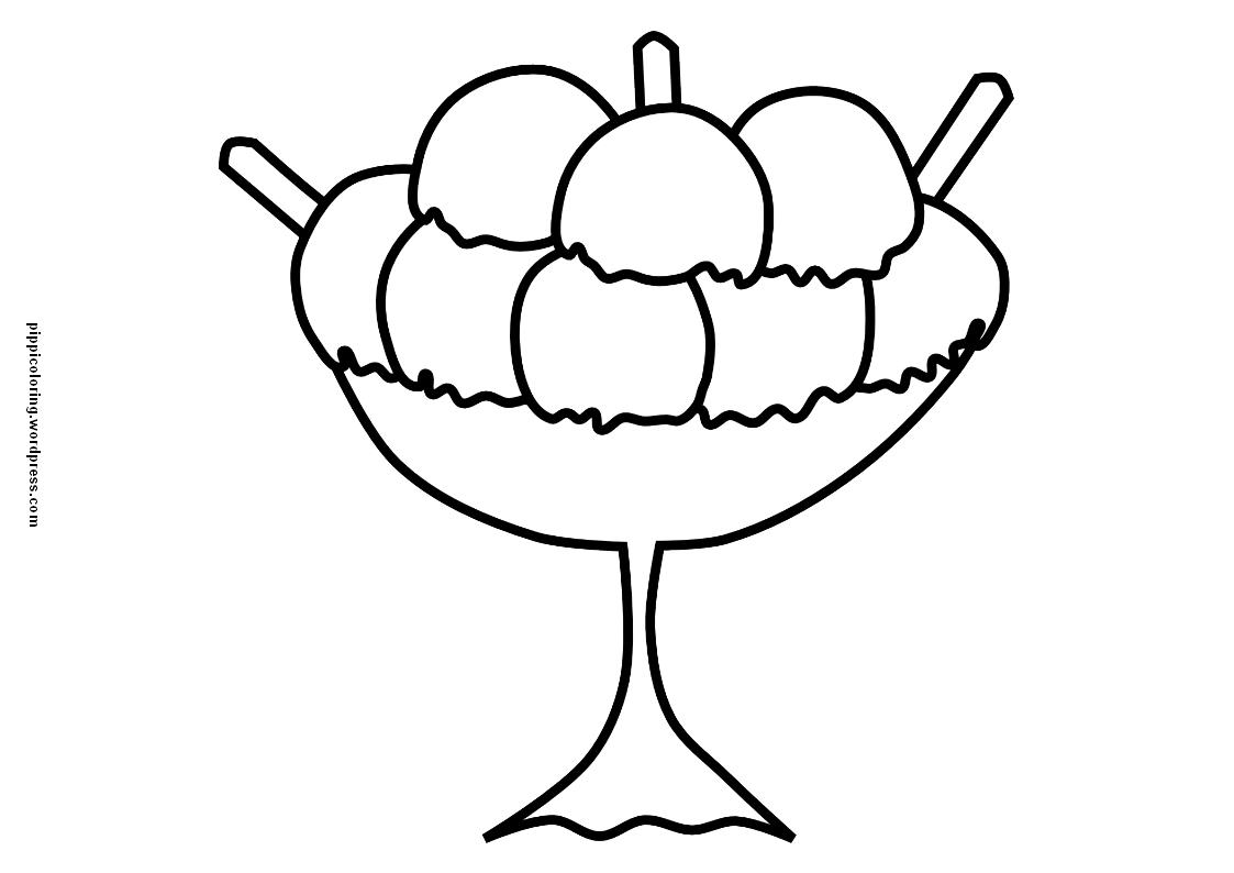 Ice Cream Cup Clipart.