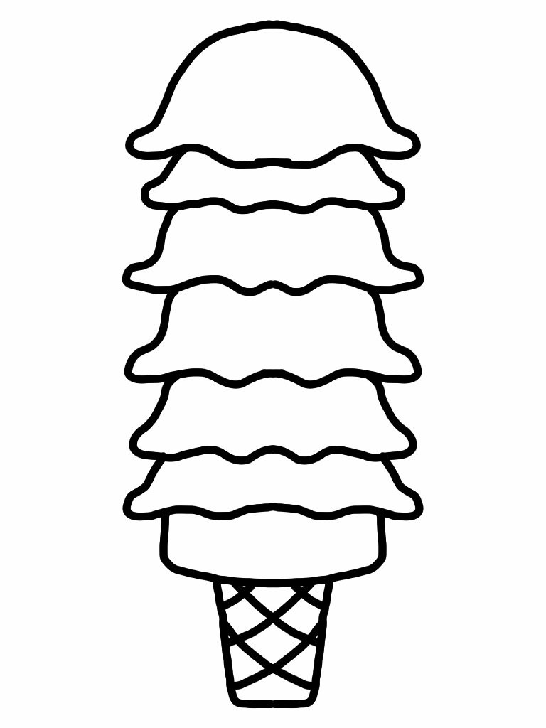 Images Of Ice Cream Cones.