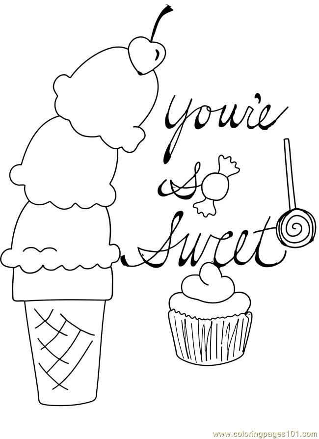 1000+ ideas about Ice Cream Coloring Pages on Pinterest.