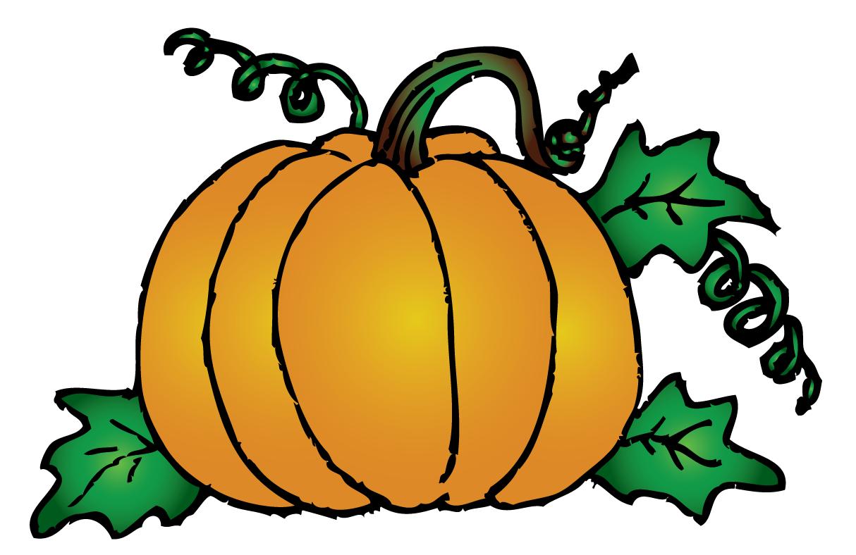 Cream colored pumpkin clipart.