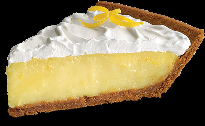 HD Pies Clipart Banana Cream Pie.