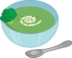 Soup Clipart Image.