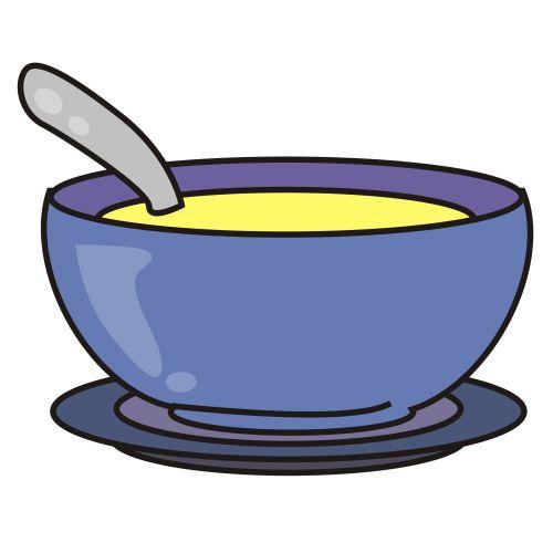 Soup pictures clip art.
