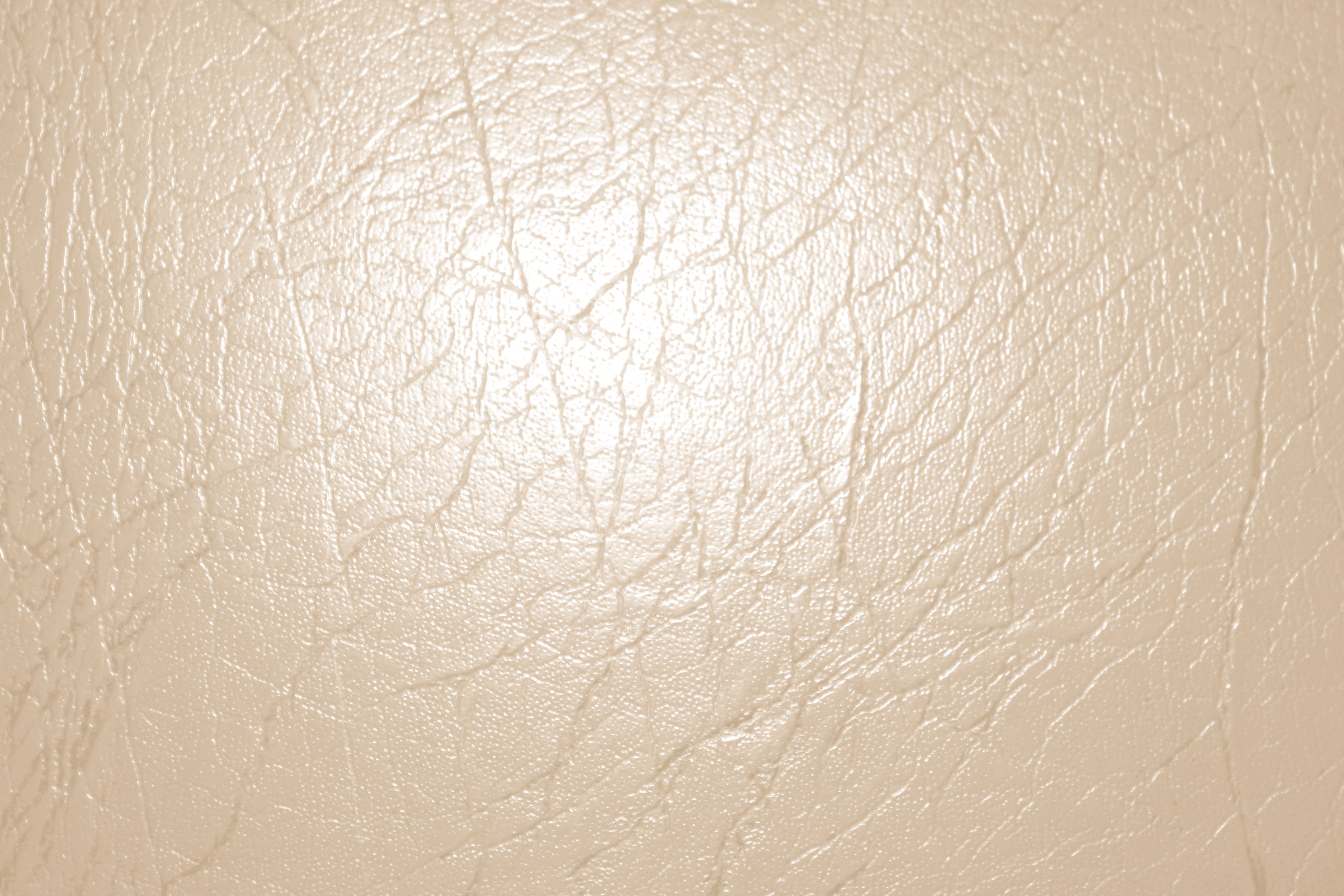 Cream Colored Leather Texture Picture.