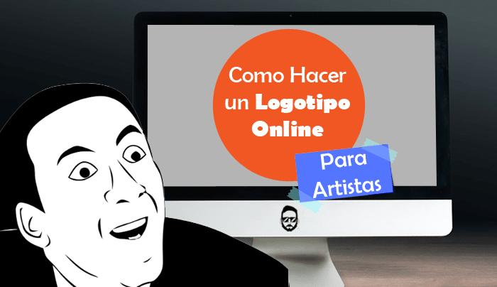 Crear Logotipo Online GRATIS o a BAJO COSTO [Solución para Músicos].