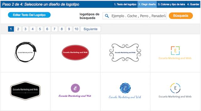 16 Mejores Programas para Crear Logos GRATIS Online para tu negocio.